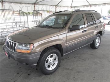 2001 Jeep Grand Cherokee for sale in Gardena, CA