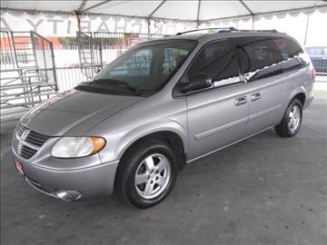 2005 Dodge Grand Caravan for sale in Gardena, CA