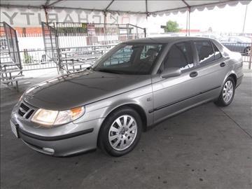 2002 Saab 9-5 for sale in Gardena, CA