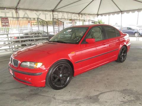 2005 BMW 3 Series for sale in Gardena, CA