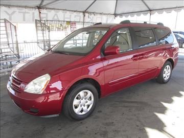 2007 Kia Sedona for sale in Gardena, CA