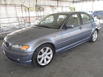 2003 BMW 3 Series for sale in Gardena, CA