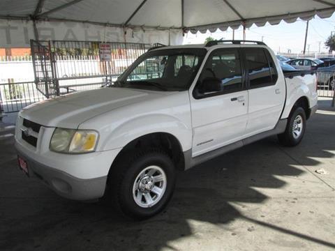 2001 Ford Explorer Sport Trac for sale in Gardena, CA