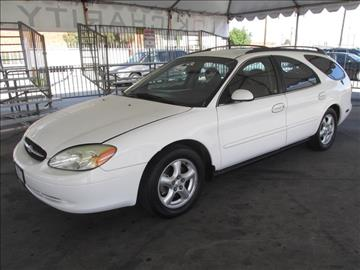 2002 Ford Taurus for sale in Gardena, CA