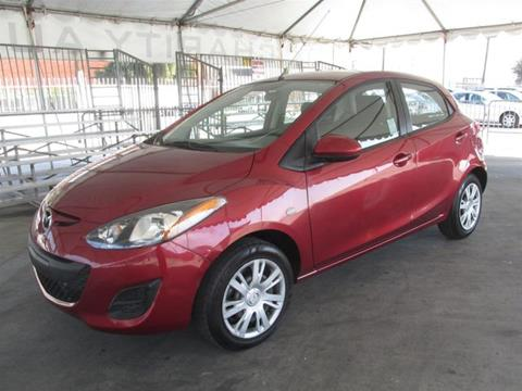 2014 Mazda MAZDA2 for sale in Gardena, CA