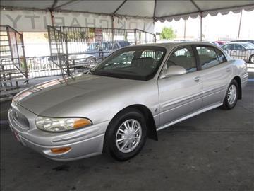 2002 Buick LeSabre for sale in Gardena, CA