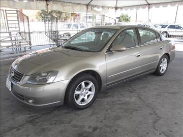 2005 Nissan Altima for sale in Gardena, CA