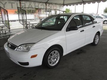 2007 Ford Focus for sale in Gardena, CA