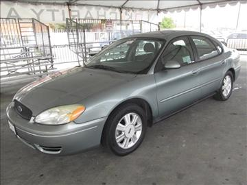 2006 Ford Taurus for sale in Gardena, CA