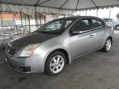 2007 Nissan Sentra for sale in Gardena, CA