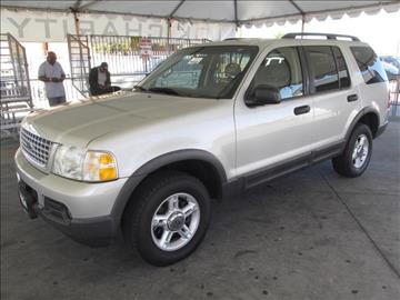 2003 Ford Explorer for sale in Gardena, CA