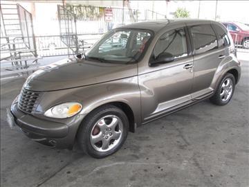 2002 Chrysler PT Cruiser for sale in Gardena, CA