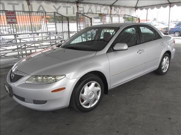 2004 Mazda MAZDA6 for sale in Gardena, CA