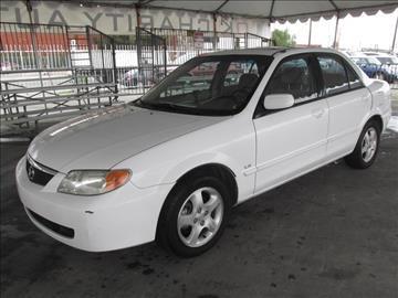 2002 Mazda Protege for sale in Gardena, CA