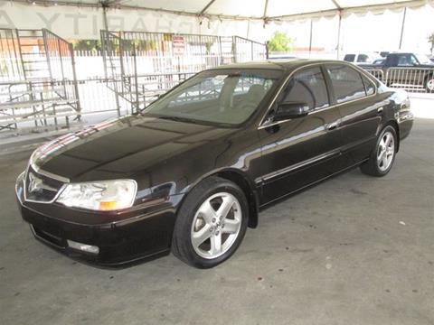 2002 Acura TL for sale in Gardena, CA