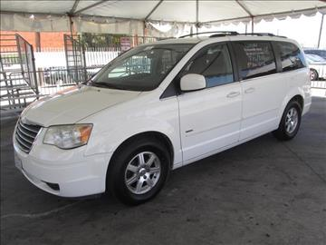 2008 Chrysler Town and Country for sale in Gardena, CA