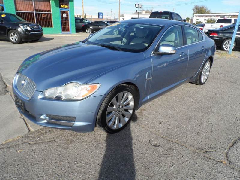 2009 Jaguar XF For Sale In El Paso, TX