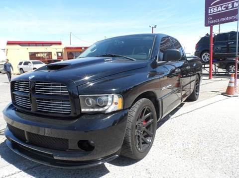 Used Dodge Ram Pickup 1500 SRT-10 For Sale in Alaska - Carsforsale.com®