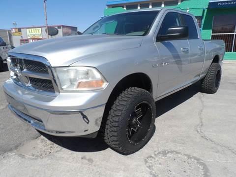 2009 Dodge Ram Pickup 1500 for sale in El Paso, TX
