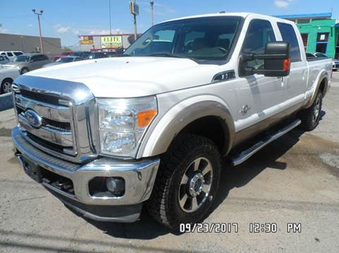 2011 Ford F-250 Super Duty for sale in El Paso, TX