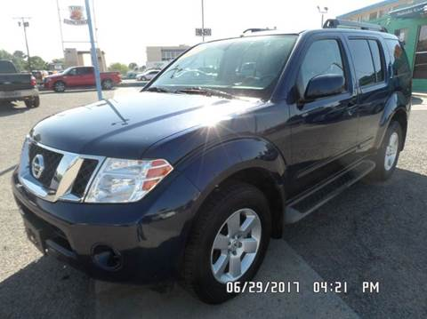 2012 Nissan Pathfinder for sale in El Paso, TX