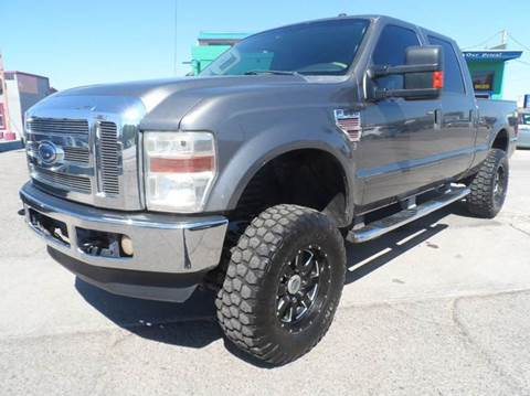 2009 Ford F-250 Super Duty for sale in El Paso, TX