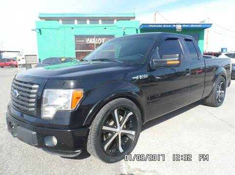 Ford f 150 for sale el paso tx for Fiesta motors el paso tx