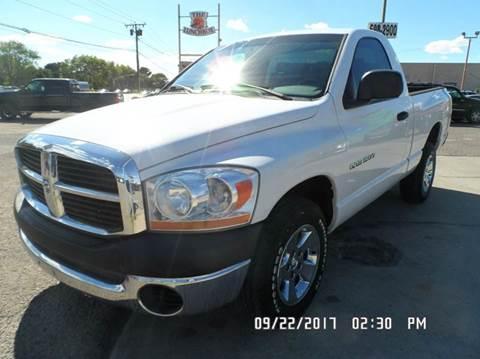 2006 Dodge Ram Pickup 1500 for sale in El Paso, TX