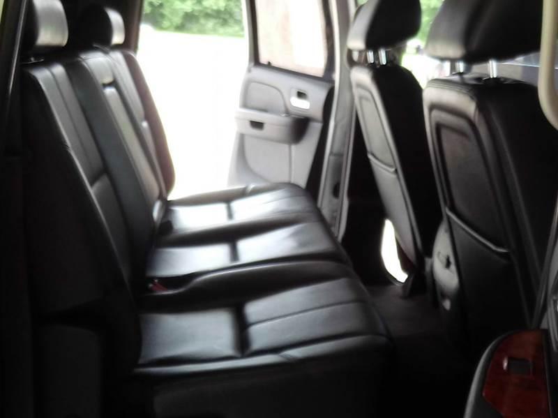2011 GMC Sierra 2500HD SLT 4x4 4dr Crew Cab SB - Abbeville LA
