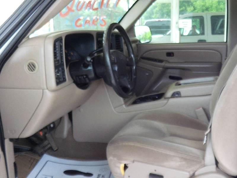 2005 GMC Sierra 1500 SLE 4dr Crew Cab 4WD SB - Abbeville LA