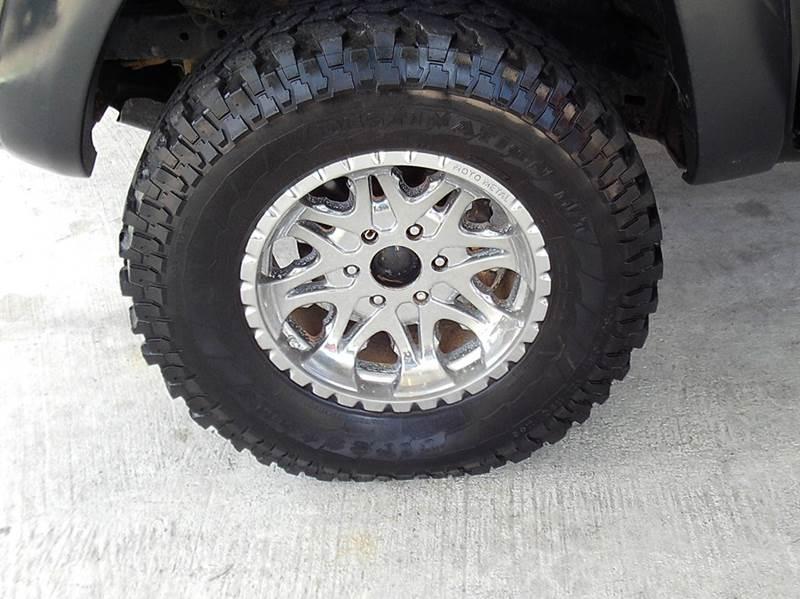 2008 Toyota Tacoma 4x4 V6 4dr Double Cab 5.0 ft. SB 6M - Abbeville LA