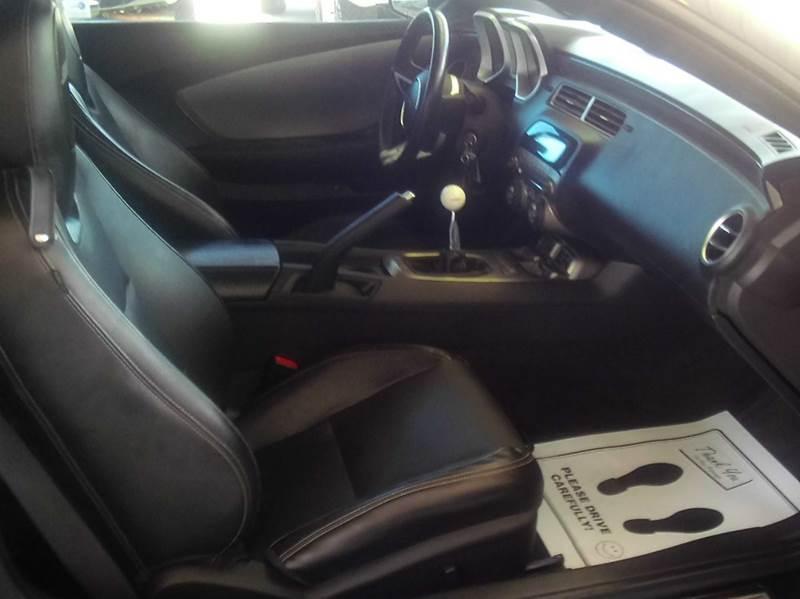 2010 Chevrolet Camaro SS 2dr Coupe w/2SS - Abbeville LA