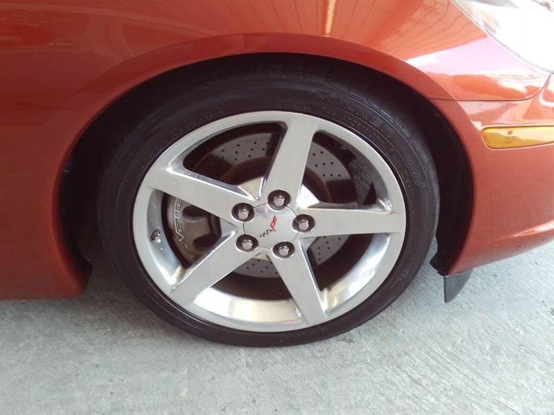 2005 Chevrolet Corvette Base 2dr Coupe - Abbeville LA