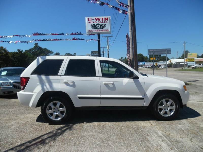 2008 jeep grand cherokee for sale in louisiana. Black Bedroom Furniture Sets. Home Design Ideas