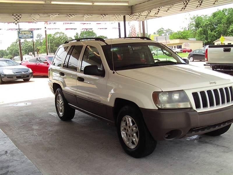 2004 Jeep Grand Cherokee  4dr SUV - Abbeville LA