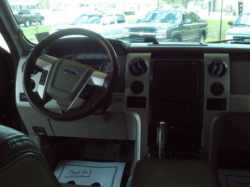 2010 Ford F-150 Platinum 4x4 4dr SuperCrew Styleside 5.5 ft. SB - Abbeville LA