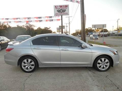 2008 Honda Accord for sale in Abbeville, LA