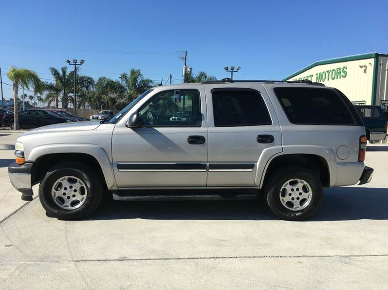 2005 chevrolet tahoe ls 4dr suv in aransas pass tx for Budget motors aransas pass