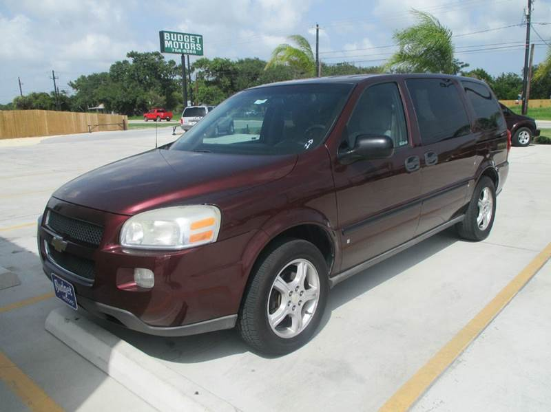 Minivans for sale in aransas pass tx for Budget motors aransas pass