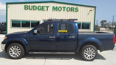2010 Nissan Frontier for sale in Aransas Pass, TX
