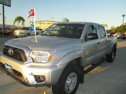 2012 toyota tacoma for sale texas for Budget motors aransas pass