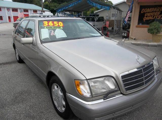 1996 mercedes benz s class for sale in deland fl for Mercedes benz s320 price