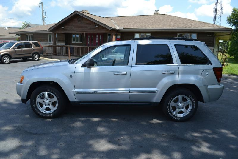 2006 Jeep Grand Cherokee Limited 4dr SUV 4WD w/ Front Side Airbags - Columbus OH