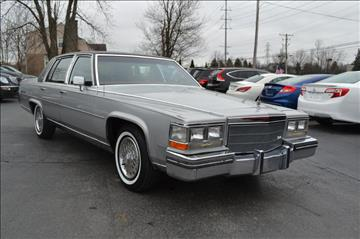 1984 Cadillac Fleetwood Brougham for sale in Columbus, OH
