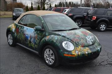2008 Volkswagen New Beetle for sale in Columbus, OH