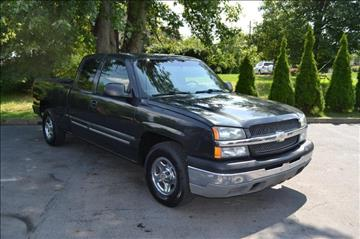 2004 Chevrolet Silverado 1500 for sale in Columbus, OH