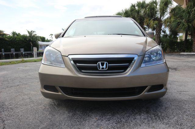 2007 Honda Odyssey for sale in Davie FL