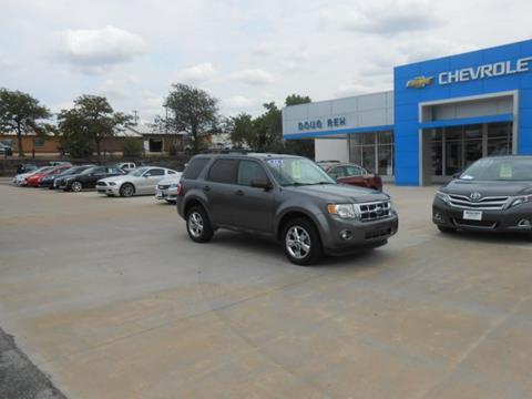 2011 Ford Escape for sale in Pratt, KS