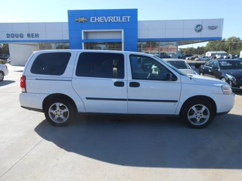 2008 Chevrolet Uplander for sale in Pratt, KS