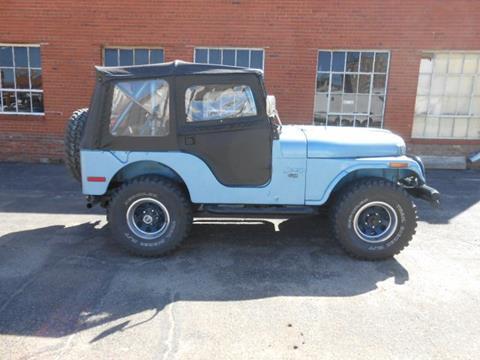 1974 Jeep CJ-5 for sale in Pratt, KS